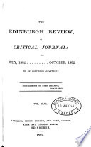 The Edinburgh Review Book PDF