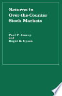 Returns in Over-the-Counter Stock Markets