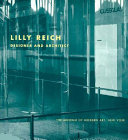 Lilly Reich  designer and architect