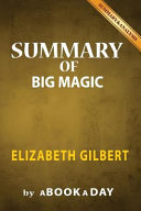 download ebook summary of big magic pdf epub