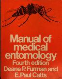 Manual of Medical Entomology