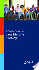 A Study Guide for Jane Martin s  Beauty