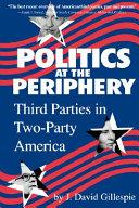 Politics at the Periphery Book PDF