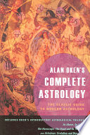 Alan Oken s Complete Astrology