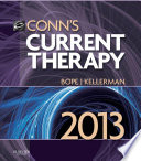 Conn s Current Therapy 2013