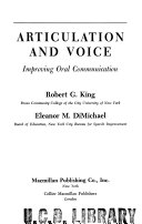Articulation and voice
