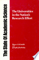 The State of Academic Science  Summary of major findings