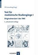 Test f  r medizinische Studieng  nge I