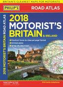 Philip s Motorist s Road Atlas Britain and Ireland 2018