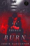 All Things Burn Book PDF