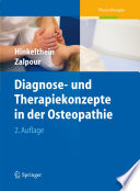 Diagnose  und Therapiekonzepte in der Osteopathie