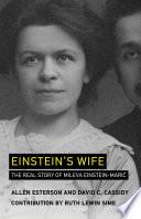 Einstein's Wife Pdf/ePub eBook