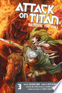 Attack On Titan: Before The Fall : hated as