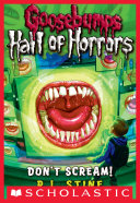 download ebook goosebumps: hall of horrors #5: don\'t scream! pdf epub