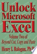 Unlock Microsoft Excel