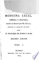 Curso de medicina legal teórica y práctica, 1