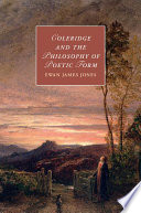 Coleridge and the Philosophy of Poetic Form