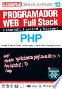 Programacion Web Full Stack 13 Php