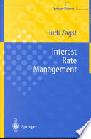 Interest-Rate Management Of Financial Markets With An