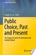 Public Choice  Past and Present