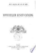 Officieller Kunst-Catalog