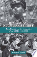 Becoming New York S Finest book