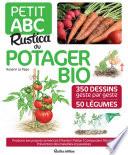 illustration du livre Petit ABC Rustica du potager bio