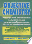 Objective Chemistry For Iit Entrance