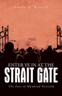 download ebook enter ye in at the strait gate pdf epub