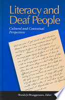 Literacy and Deaf People