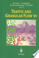 Traffic and Granular Flow    01
