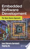 Embedded Software Development book