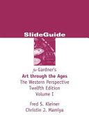 Slideguide for Gardner s art through the ages