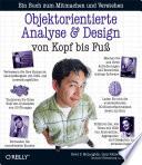 Objektorientierte Analyse   Design von Kopf bis Fuss