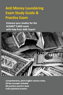 Anti Money Laundering Exam Study Guide   Practice Exam