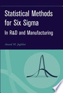Statistical Methods for Six Sigma