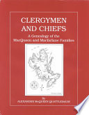 Clergymen and Chiefs