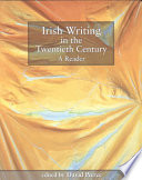 Irish Writing in the Twentieth Century Booker Prize Winning Novelists Modern Irish Writing Has Contributed