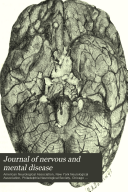 The Journal of Nervous and Mental Disease