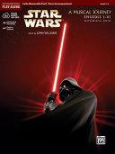 Star Wars Instrumental Solos For Strings Movies I Vi