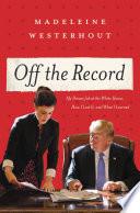 Off the Record Book PDF