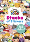 Disney Tsum Tsum Stacks of Stickers