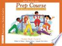 Alfred s Basic Piano Prep Course   Technic Book A