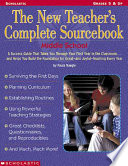 The New Teacher s Complete Sourcebook   Middle School