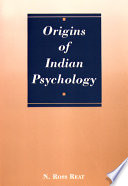 The Origins Of Indian Psychology