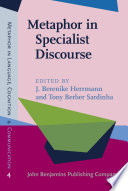 Metaphor in Specialist Discourse