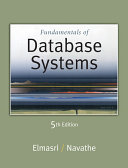 Fundamentals of database systems