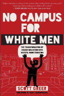 No Campus for White Men