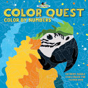Color Quest  Color by Numbers