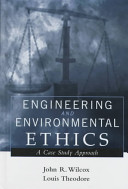 Engineering and Environmental Ethics